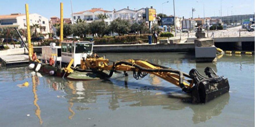 Galataport'un çamuru Silivri'ye
