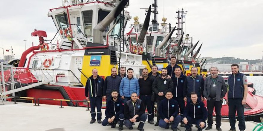 Sanmar Denizcilik'e Türk Loydu güvencesi