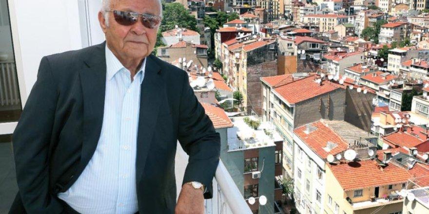 İÇDAŞ'ın kurucusu Necati Aslan hayatını kaybetti