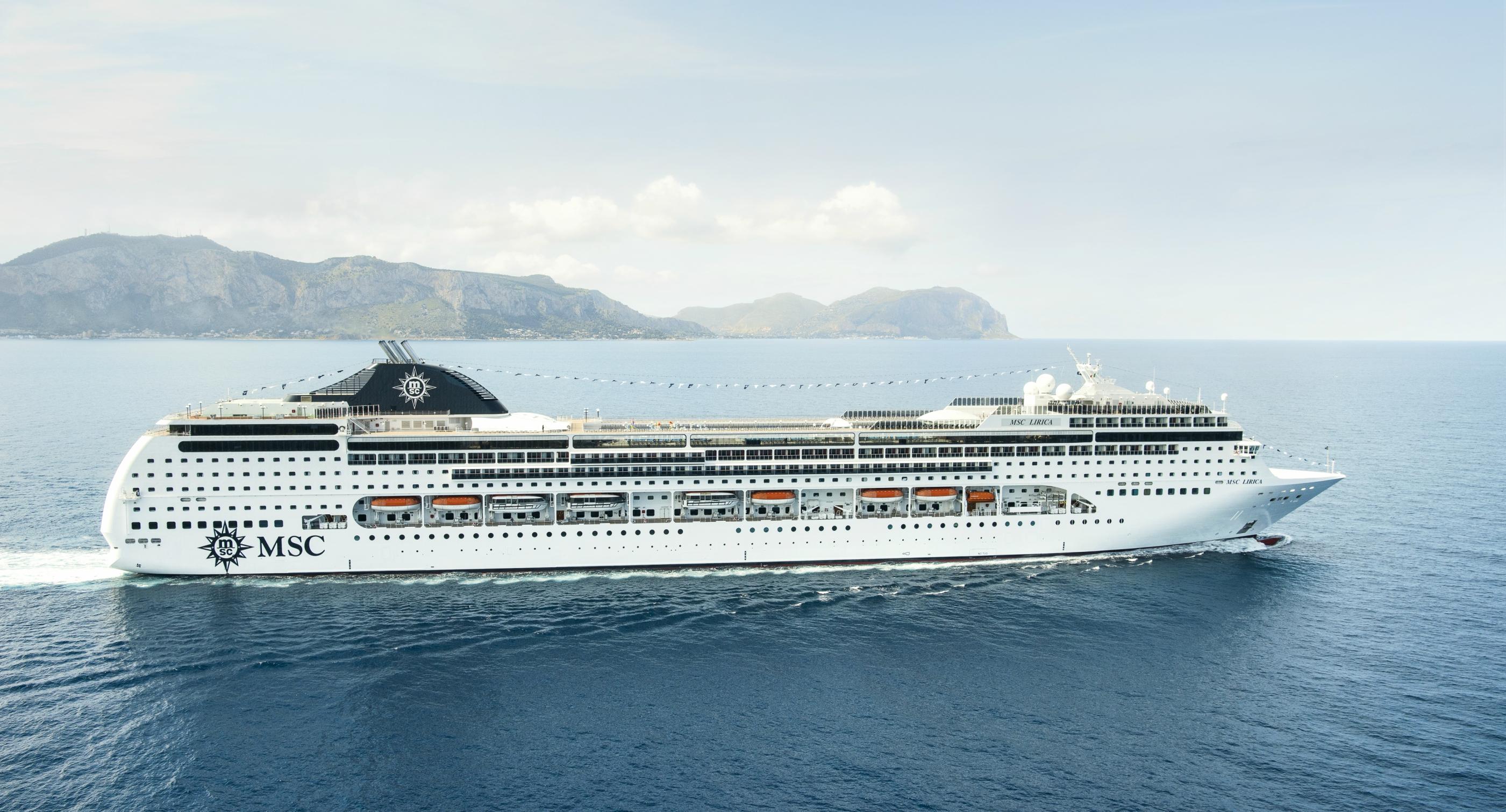 MSC Cruises yeniden Türkiye'de