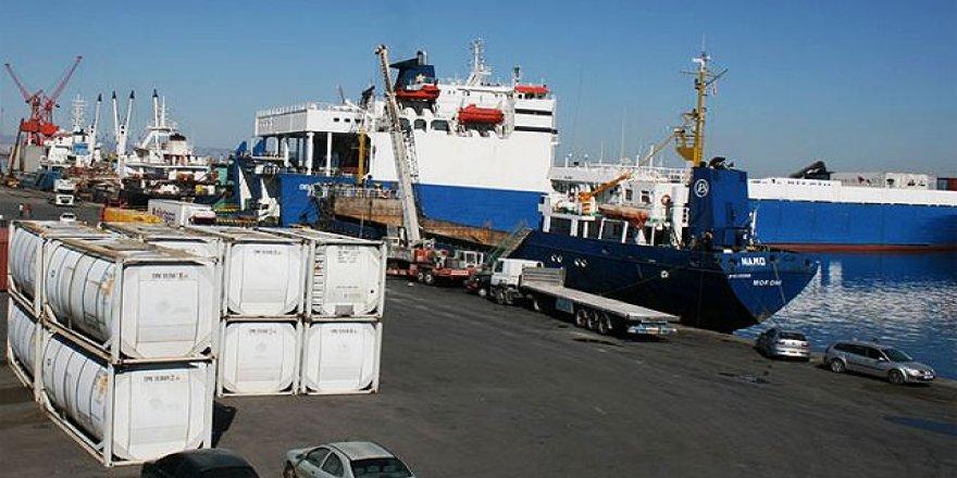 Mağusa Limanı'nda kirlilik tepkisi