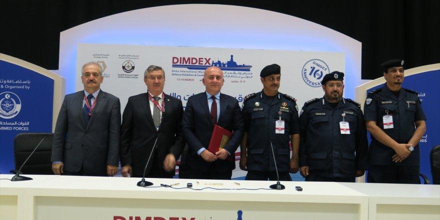 Türk tersaneleri Katar'da 17 bot siparişi aldı