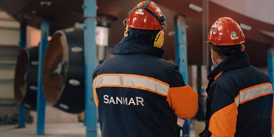 Türk Sanmar'dan yeni tedarik sözleşmesi kapsamında 42 adet Rols-Royce itici siparişi