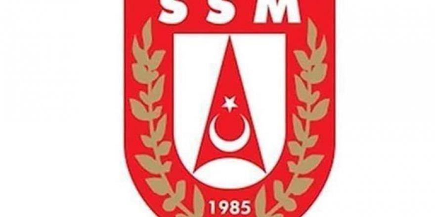 SSM'de kadrolar değişti,görev alanları yeniden belirlendi