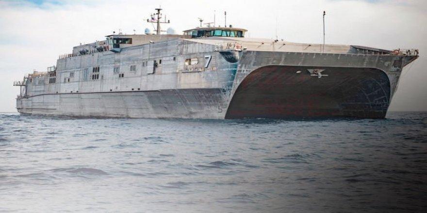 ABD'nin 6'ncı Filo'su Yunan Adası'nda