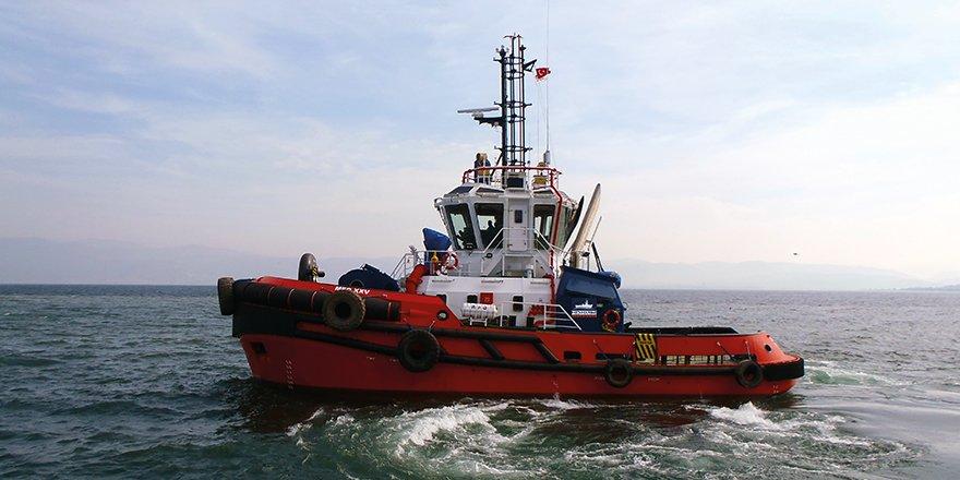 Med Marine filosunun en yenisi MED XXVrömorkörü
