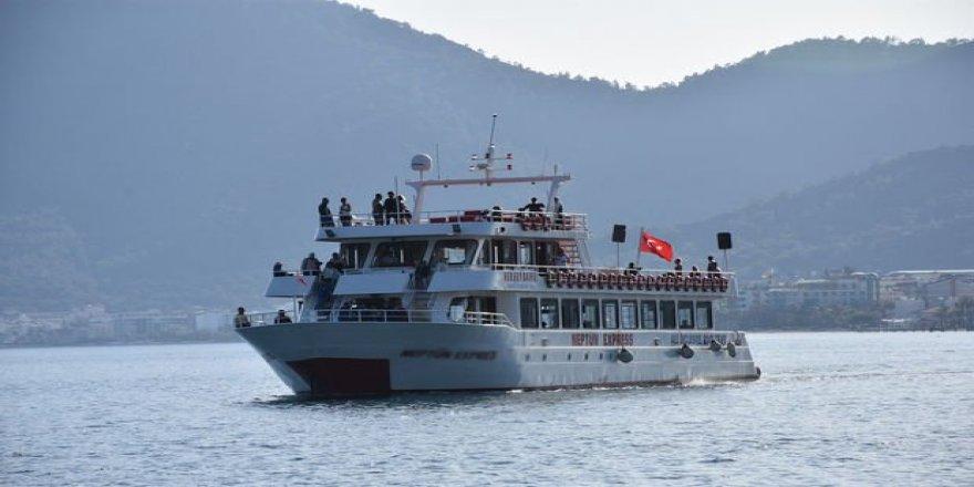 İstanbul ile Burgaz arasında gemi seferi başlıyor