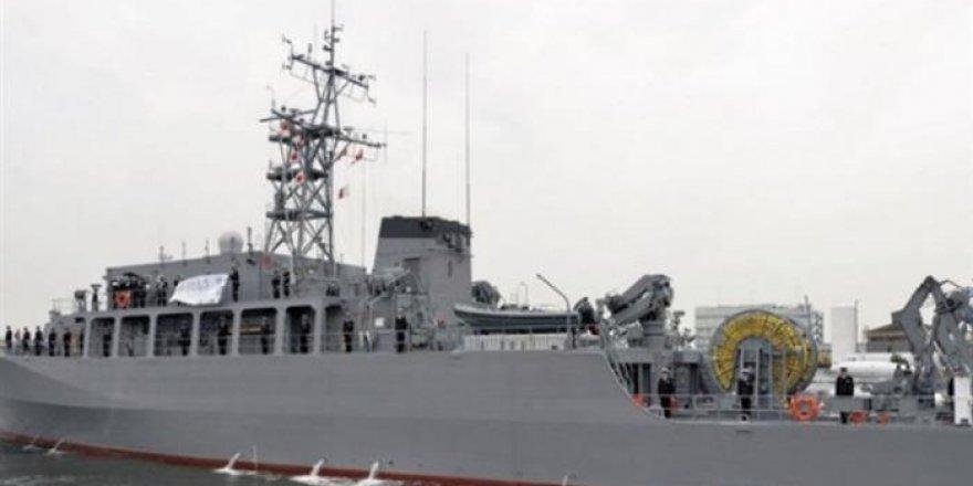 JS Hirado Japon Deniz Kuvvetlerine teslim edildi