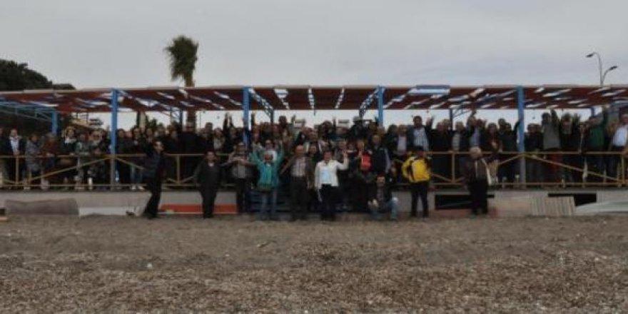 Halk plajına yat limanı için ÇED yetersiz raporu