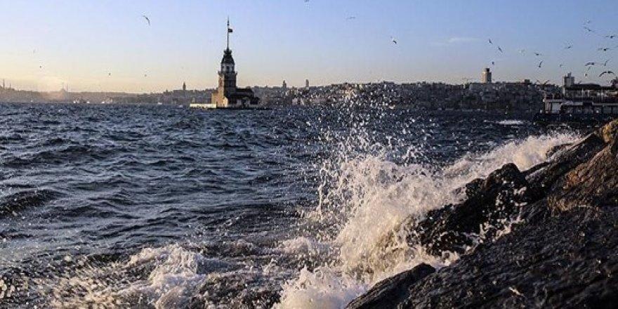 Meteorolojiden denizlerde fırtına uyarısı