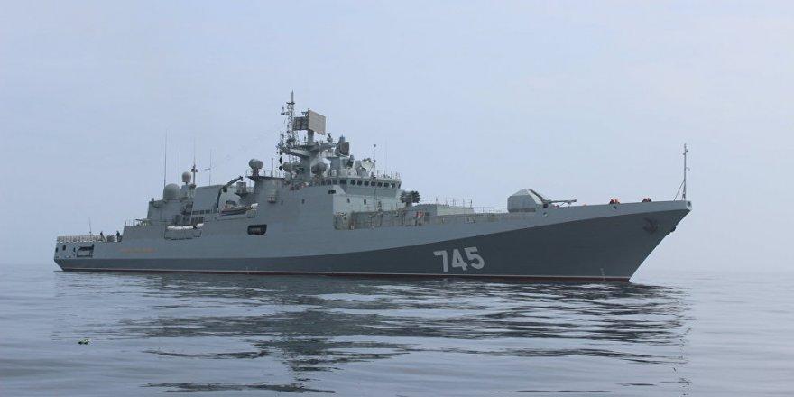 Karadeniz Filosu'na 18 yeni gemi daha katıldı
