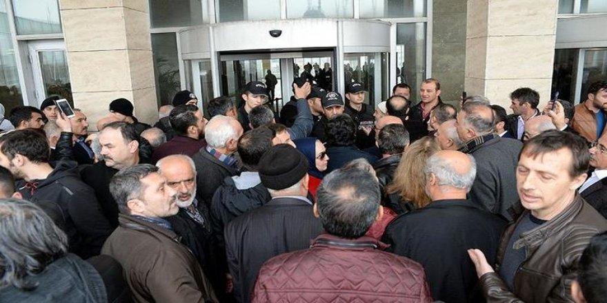 Kanal İstanbul ÇED toplantısında gerginlik