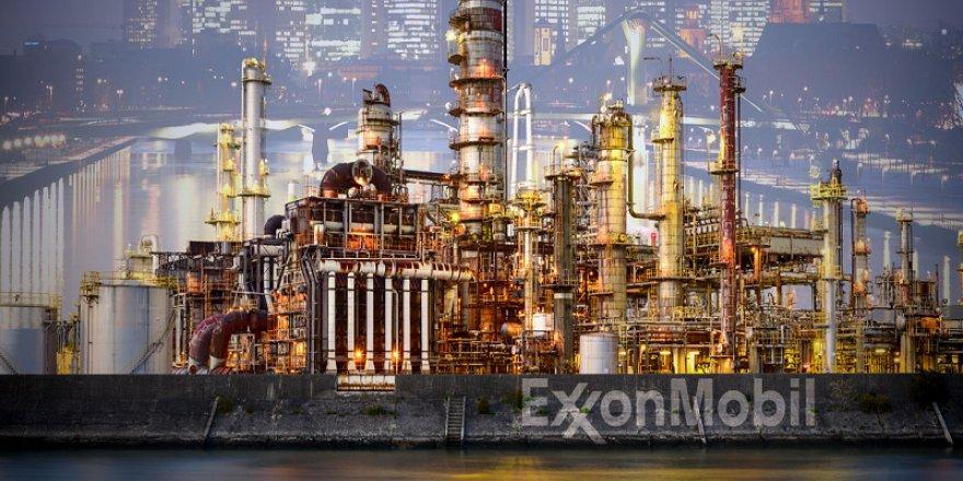 ExxonMobil'den Çin'e 10 milyar dolarlık yatırım
