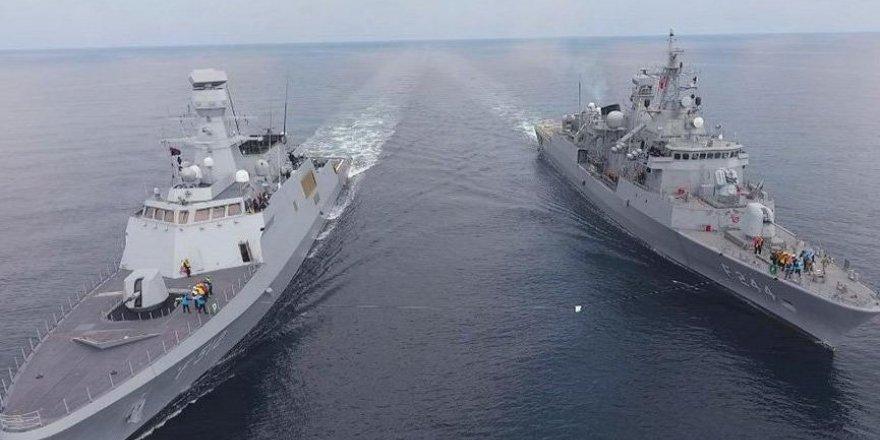 Türk Donanması Odesa limanını ziyaret edecek