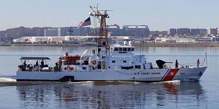 ABD'den Ukrayna Deniz Kuvvetleri'ne iki devriye botu