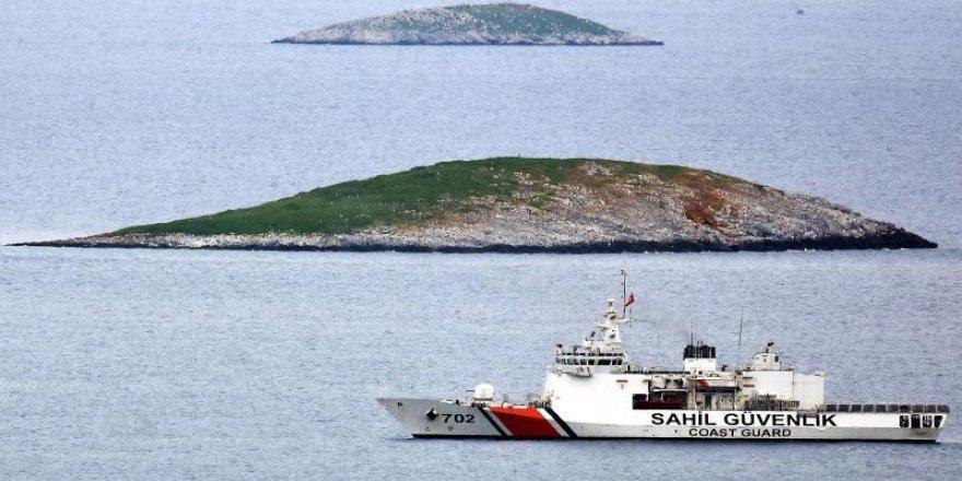 Yunanistan'dan küstah Kardak çıkışı