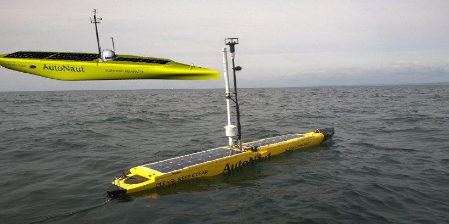 Bu tekne enerjiyle dalga geçiyor
