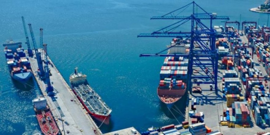 İzmit Körfezi geçen yıl 10 bin 548 gemiyi ağırladı