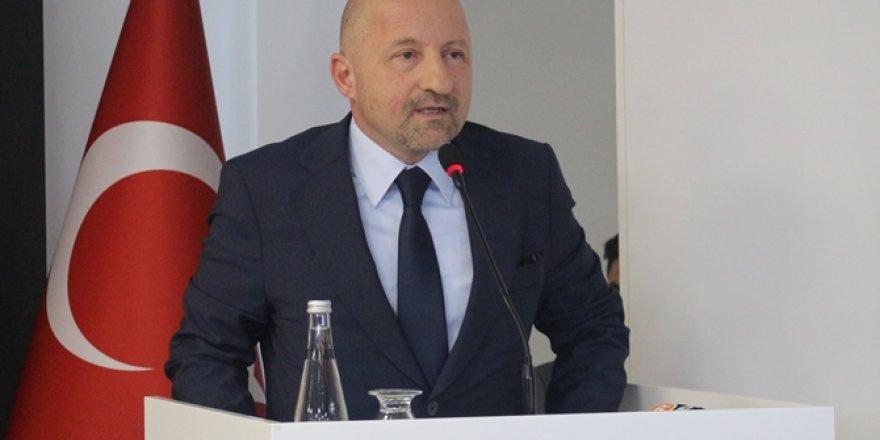 GYHİB'in yeni başkanı Cem Seven oldu