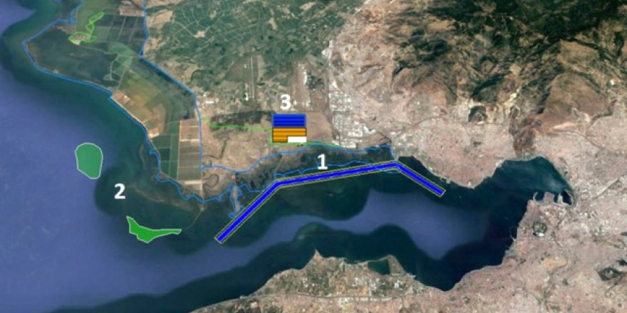 İzmir Körfez ihalesi 27 Nisan'da yapılacak