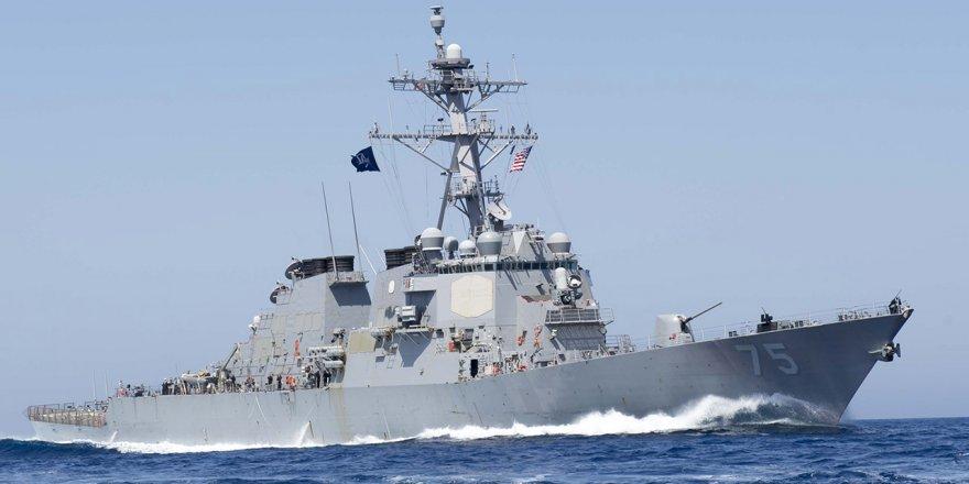 'ABD destroyeri Donald Cook Suriye'ye gidiyor' iddiası