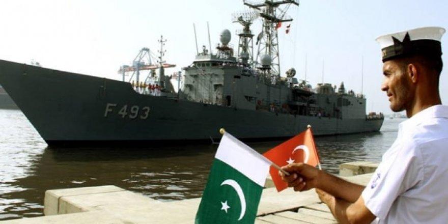 Türkiye - Pakistan ortak deniz tatbikatı sona erdi