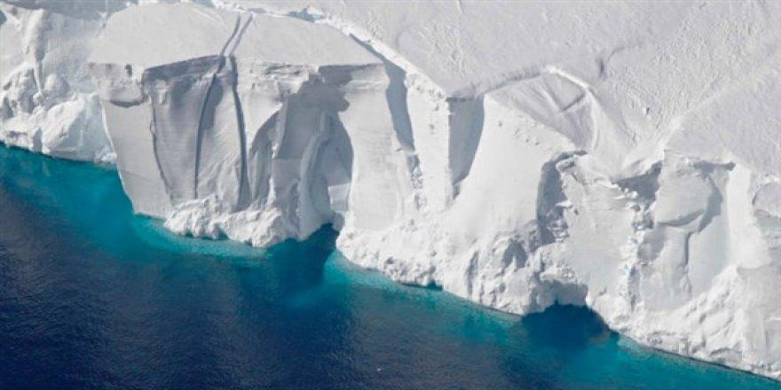 Küresel Isınma nedeniyle Antarktika'da kar yağışları arttı