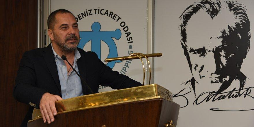 İMEAK DTO İzmir Şube Başkanı Yusuf Öztürk oldu
