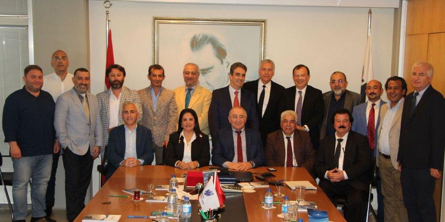 Mersin Deniz Ticaret Odası'nda seçimler sonuçlandı