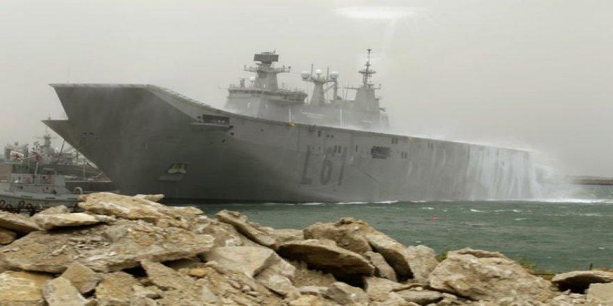 Suudi Arabistan, İspanya'dan savaş gemisi alacak