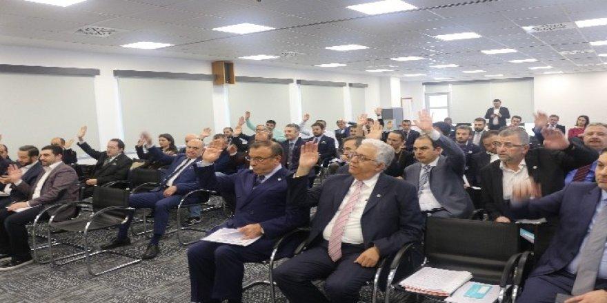 İstanbul su ürünleri ihracatçılarının yeni başkanı Sezer