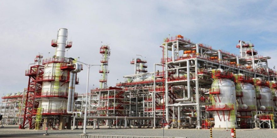 Rus Lukoil şirketi Özbekistan'da gaz işleme tesisi açtı