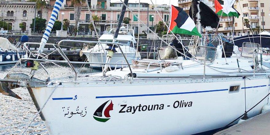Özgürlük Filosu yeniden Gazze'ye gidecek