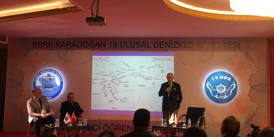 Berk Karadoğan 19. Ulusal Denizkızı Kongresi Başladı