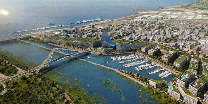 Kanal İstanbul'a milyarlık 'lojistik üs' projesi