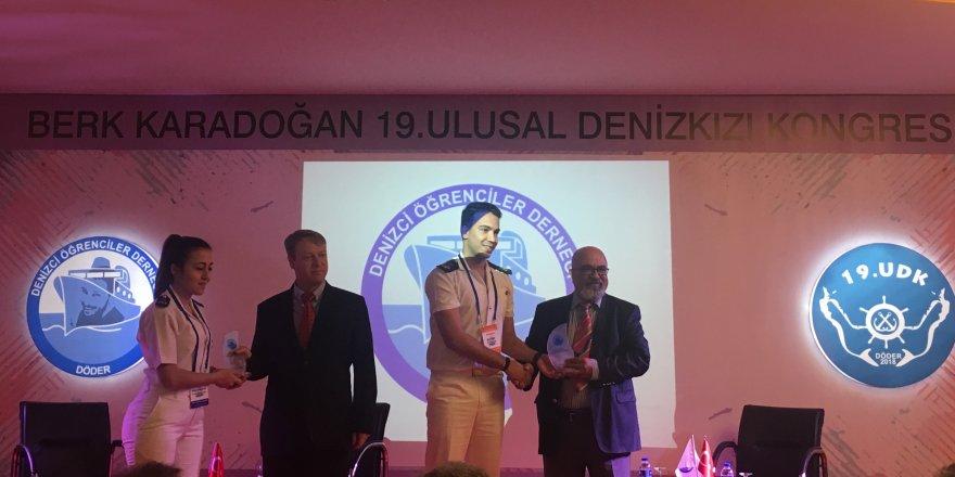 Berk Karadoğan 19. Ulusal Denizkızı Kongresi 2.Gün