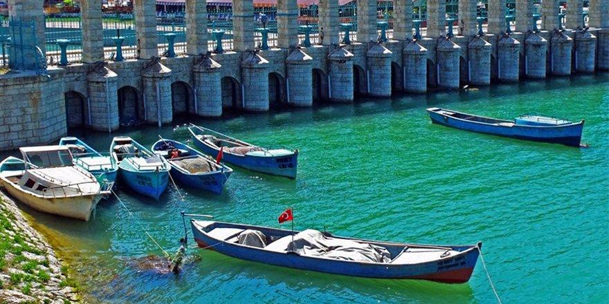 Beyşehir Gölü'nde 'sudak' alarmı