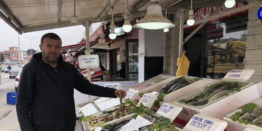 Balık fiyatları kırmızı etle yarışıyor