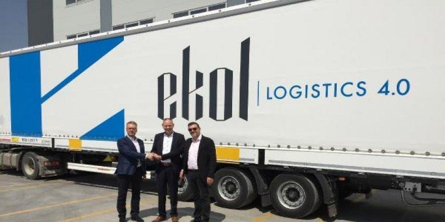 Ekol, Blue Water Shipping ile iş birliği yaptı