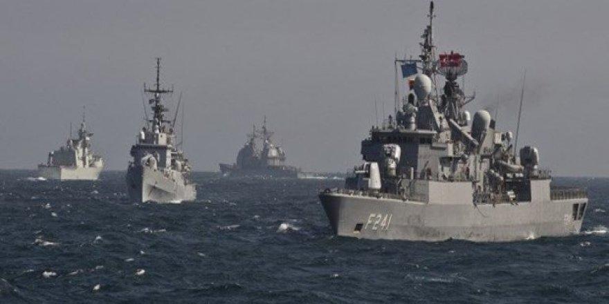 NATO'dan Karadeniz'de gövde gösterisi