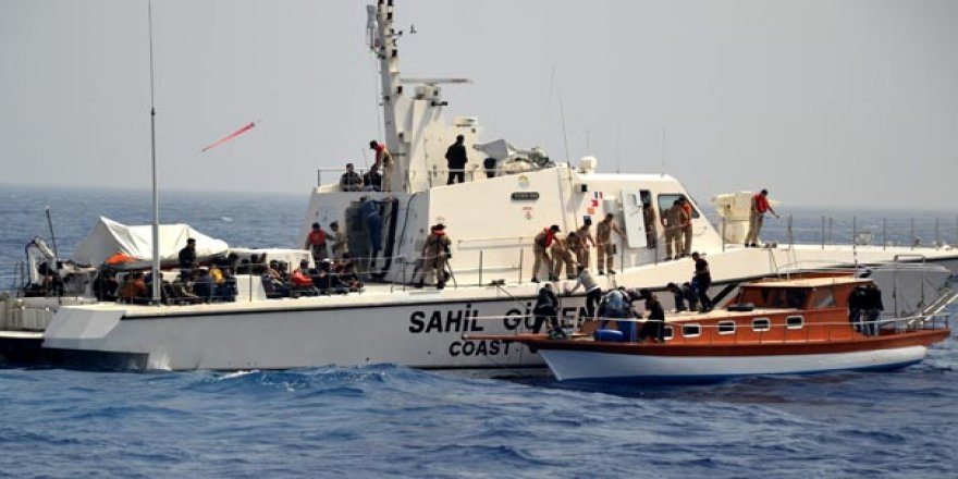 14 yılda 1.3 milyon kaçak göçmen yakalandı
