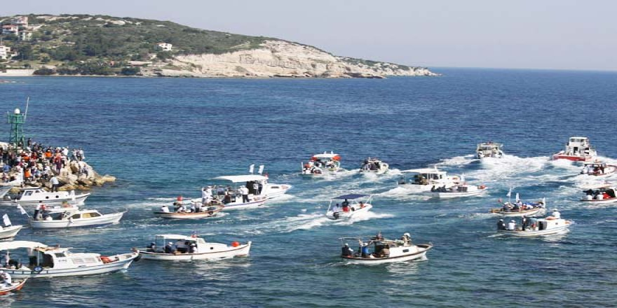 """Mordoğan'da """"Denizle Buluşma"""" festivali"""