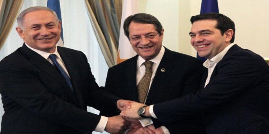 Türkiye'yi kızdıracak doğalgaz zirvesi