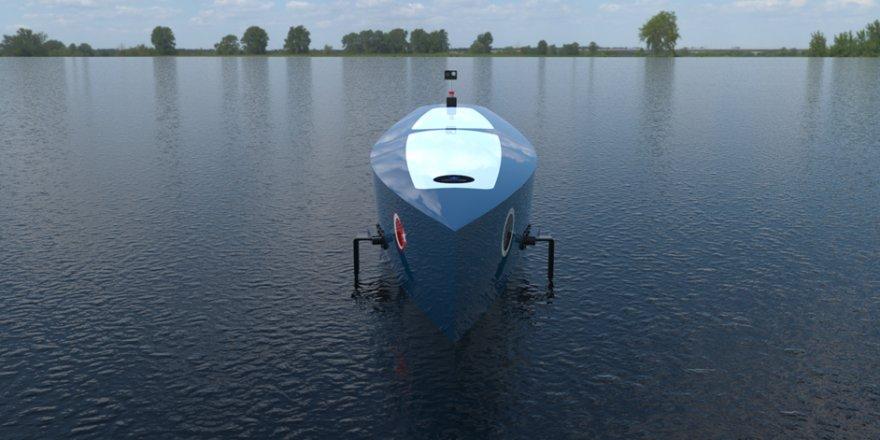 YTU Stars of Hydro Takımı Yarışmaya Hazırlanıyor