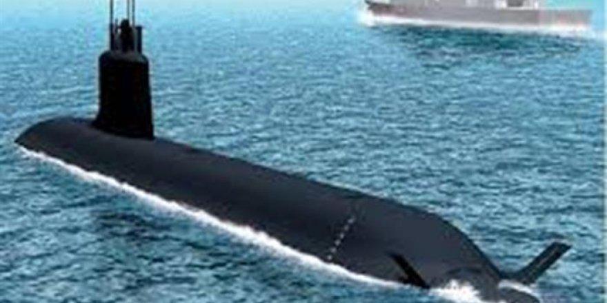 Fransa'dan yeni bir denizaltı siparişi