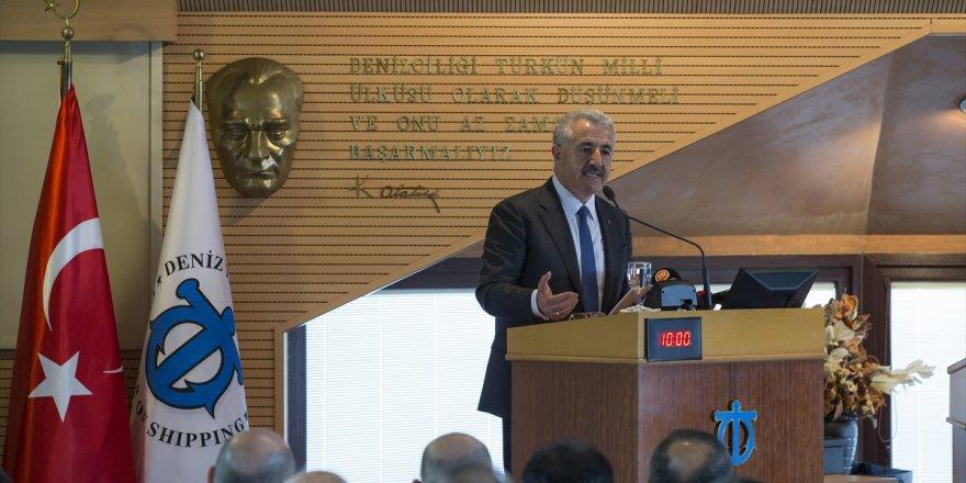 Arslan: Denizciliğe destek için yeni bir yapı kuruluyor