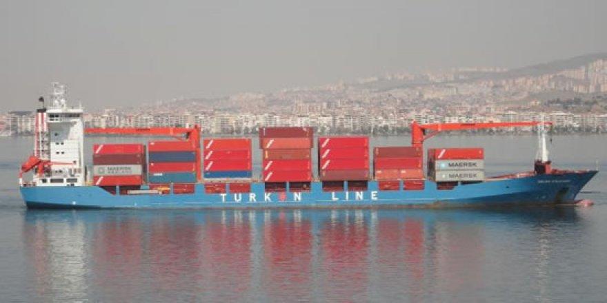 """İhracatın yükünü """"gemiler"""" taşıdı"""