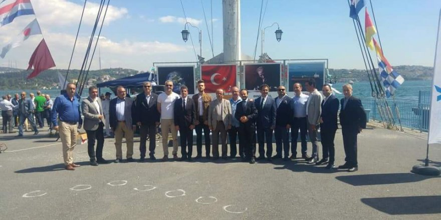 Ortaköy Denizcilik Lisesi Mezunları Derneği Genel Kurul yaptı