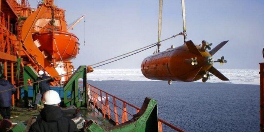 Rusya 'insansız deniz aracının testlerine başladı