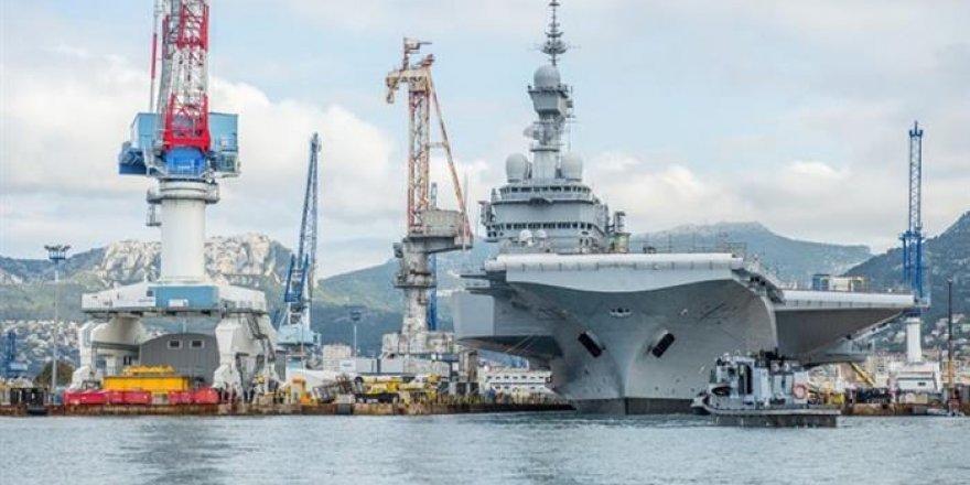 FS Charles de Gaulle, 2019'da filoya yeniden dönecek